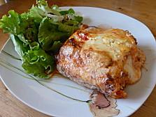lasagne cuite
