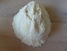 pâte en boule
